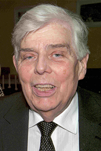 Prof Dr Dr Otto Böcher Em Evangelisch Theologische Fakultät