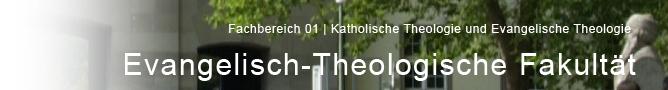 Evangelisch-Theologische Fakultät